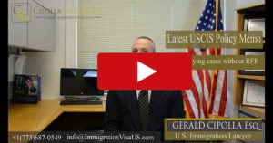 Chicago Immigration Attorney RFE